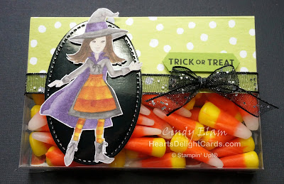Heart's Delight Cards, MIF Handmade Holiday, Treats, Halloween Treats, Stampin'  Up!
