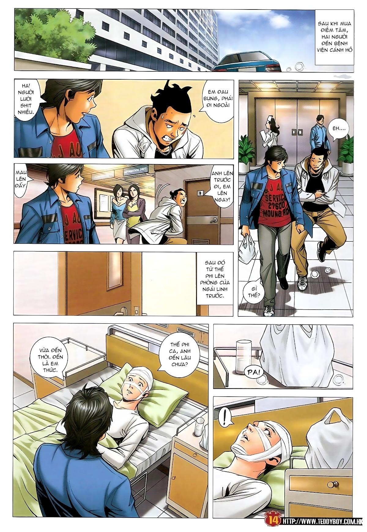 Người Trong Giang Hồ - Chapter 1572: Nam Phi khởi nghiệp - Pic 13