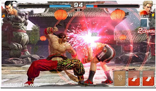 Download Game Android Terbaik Tekken Full