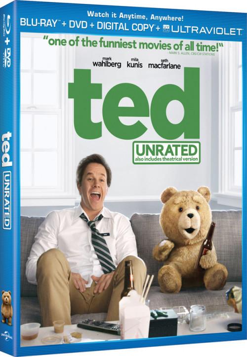 Ted 2012 Hindi Dual Audio 400MB BluRay ESubs Download