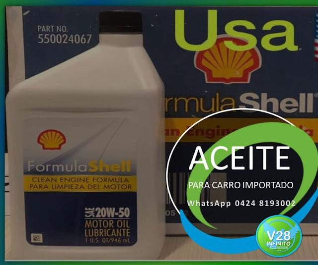 Aceite mineral para motor de carro