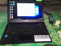 Jual Cepat Acer One 14 Tipe Z1402-31ZJ