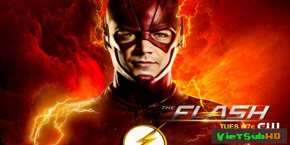 Phim Người hùng tia chớp (Phần 4) Tập 1/23 VietSub HD | The Flash (Season 4) 2017