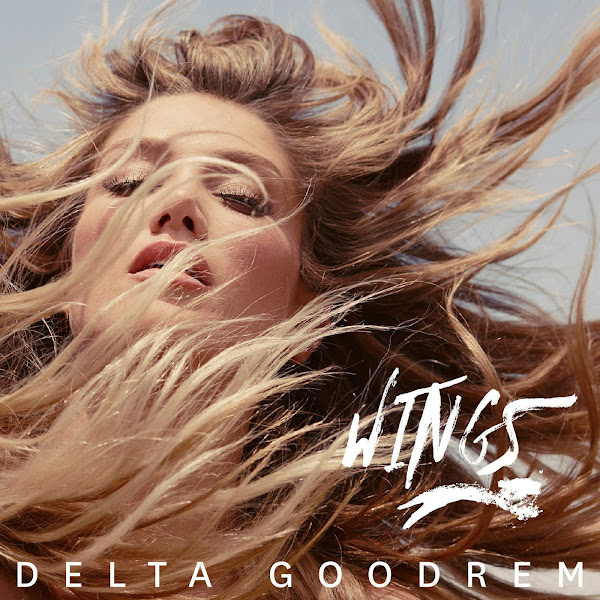 Delta Goodrem - Wings - Single Cover