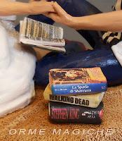 sposini per torta nuziale con libri personalizzati sposa con libro idea regalo matrimonio orme magiche