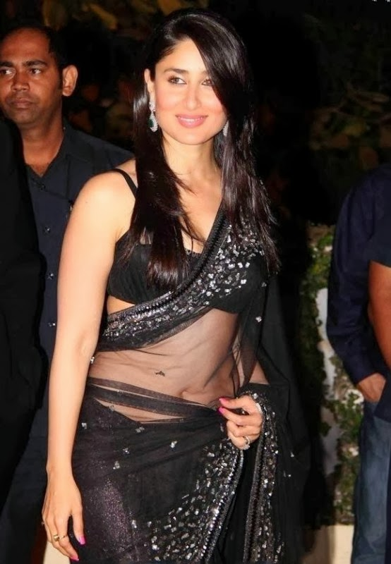 Kareena Kapoor In Black Saree | Kareena Kapoor In Black Saree Wallpapers | Kareena Kapoor In Black Saree Photos | Kareena Kapoor In Black Saree Pictures| Kareena Kapoor In Black Saree Pics | Kareena Kapoor In Black Saree Images