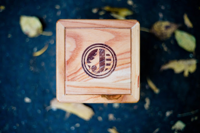 Word Wooden Watches jewelry box