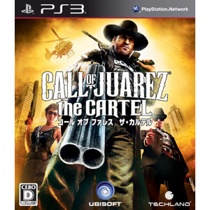 [PS3] Call of Juarez The Cartel [コール オブ ファレス ザ・カルテル] (JPN) ISO Download