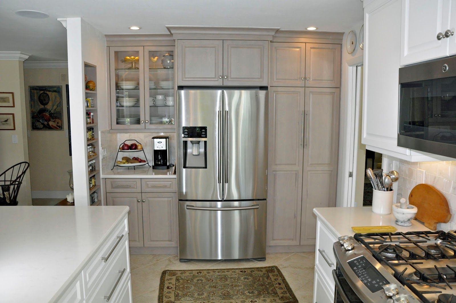 My Carolina Kitchen: Remodeled Kitchen and Butlers Pantry ...