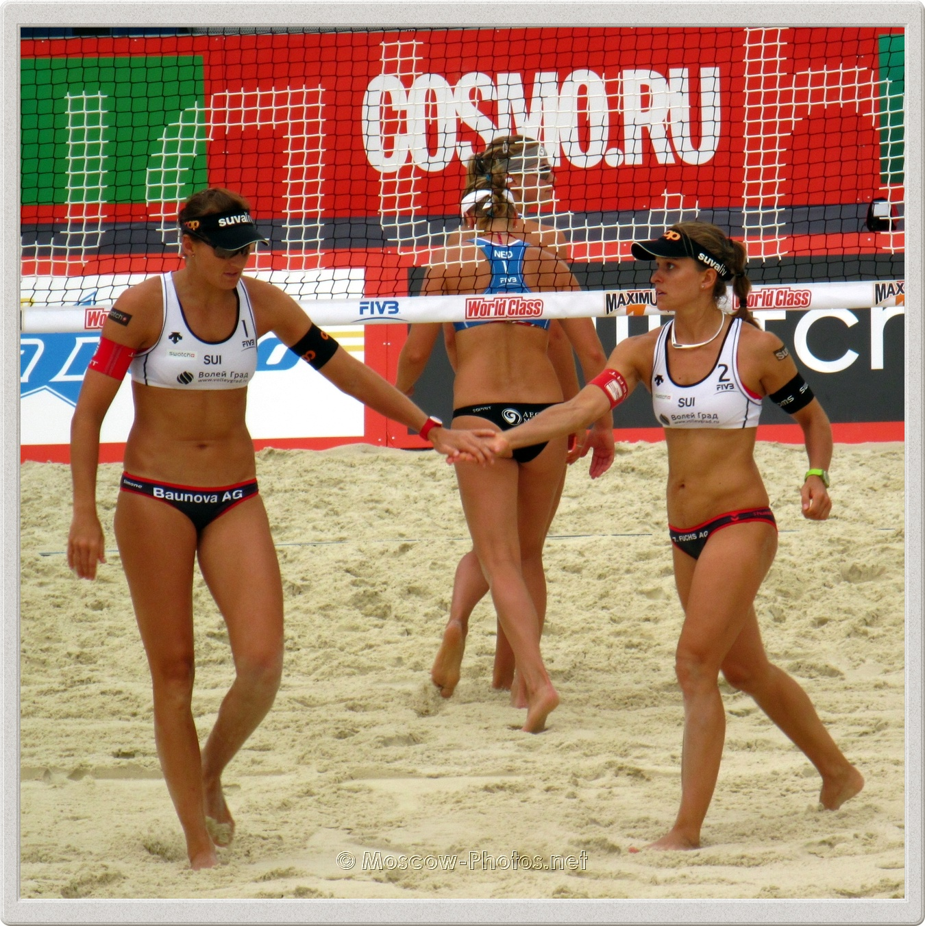 FIVB Beach Volleyball Grand Slam Moscow