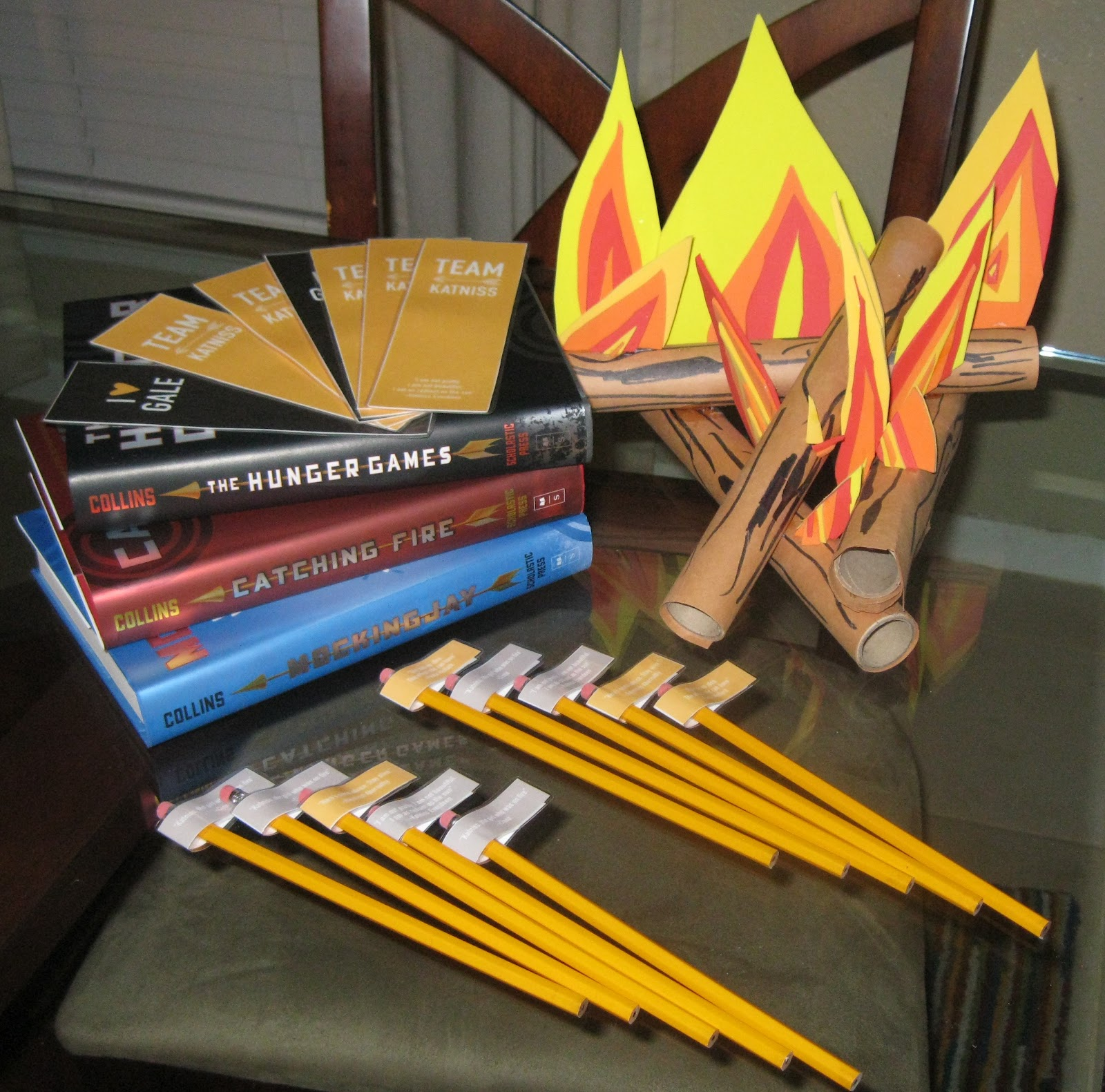 Hunger Games Party Gifts