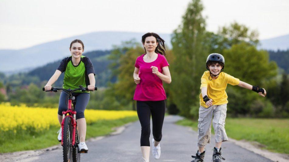 Protégete: El Deporte en la Adolescencia
