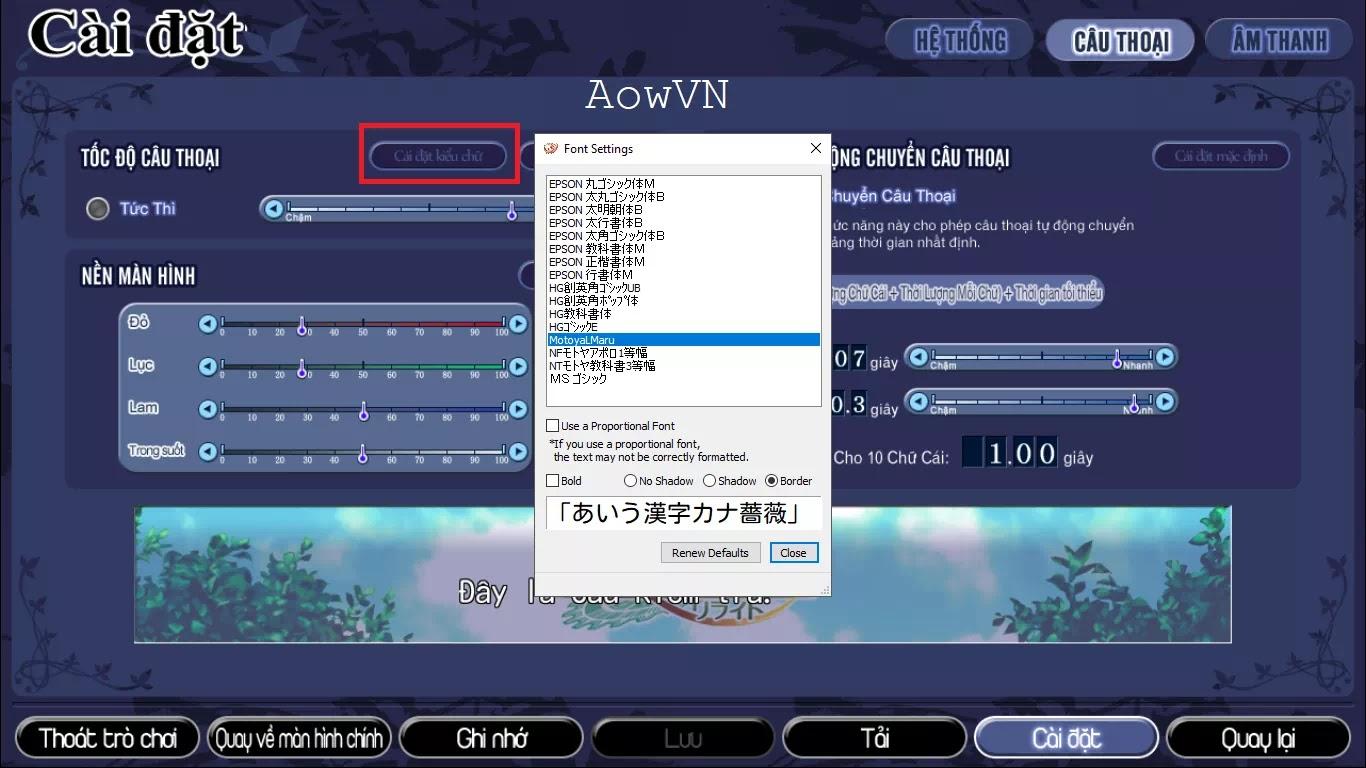 AowVN.org min%2B%25281%2529 - [ Visual Novel ] ReWrite - Tiếng Việt | Game Việt Hóa Hay cho PC