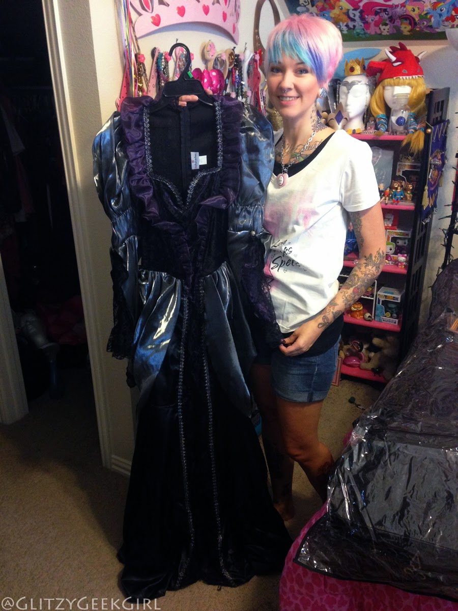 Omglitzy Once Upon A Time Cosplay Evil Queen Regina Costume