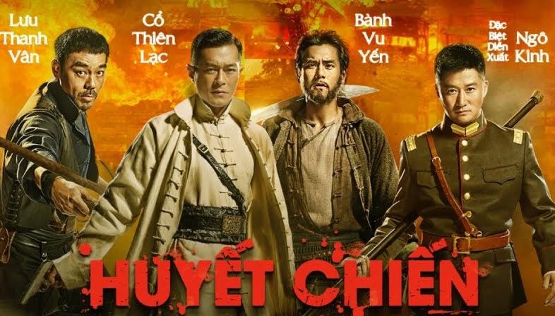 """Nguy Thành Tiêm Bá: Huyết Chiến """"Phim võ thuật 2016"""" Full Movies"""