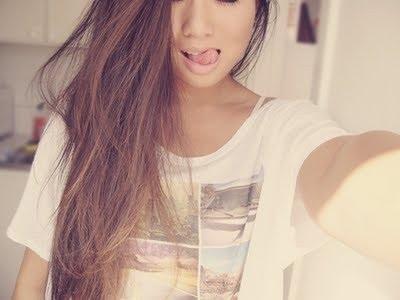 brunette hair tumblr Pretty