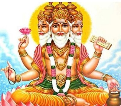 Hindu brahma lord wallpaper for whatsapp