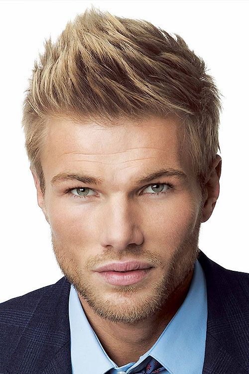 La moda en tu cabello atractivos peinados de hombres para - Peinados de hombre modernos ...