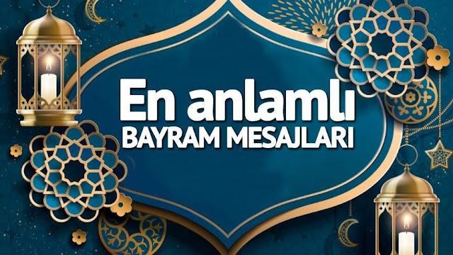 bayram mesajları, kurban bayramı mesajları, ramazan bayramı mesajları
