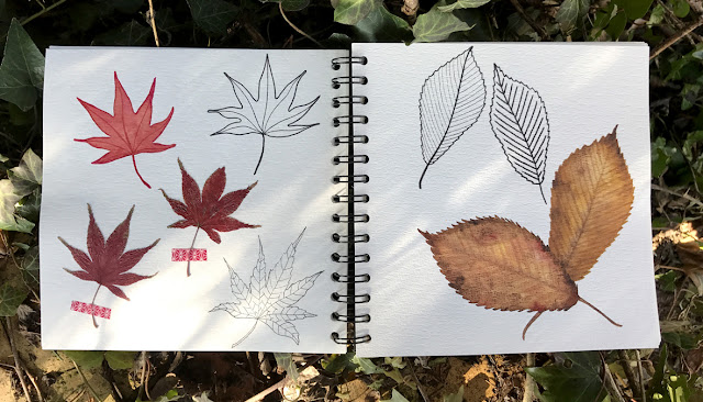 Sarah Van Der Linden, Sketchbooks, Sketchbook Conversations, My Giant Strawberry