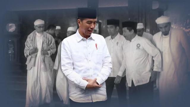 Kumpulkan 1000 Ulama di Istana, Jokowi Adu Domba dengan Ijtima Ulama?