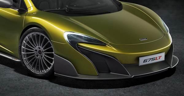 2017 mclaren 675lt spider configurator review redesign release   car