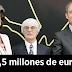 El Tribunal de Cuentas cifra en 83,5 millones el quebranto que la Fórmula 1 causó a Valencia