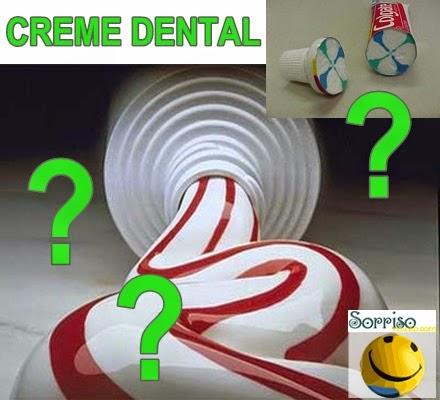 as listras do creme dental - curiosidade - sorriso na web
