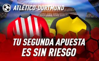 sportium Promo champions Atlético vs Dortmund 6 noviembre