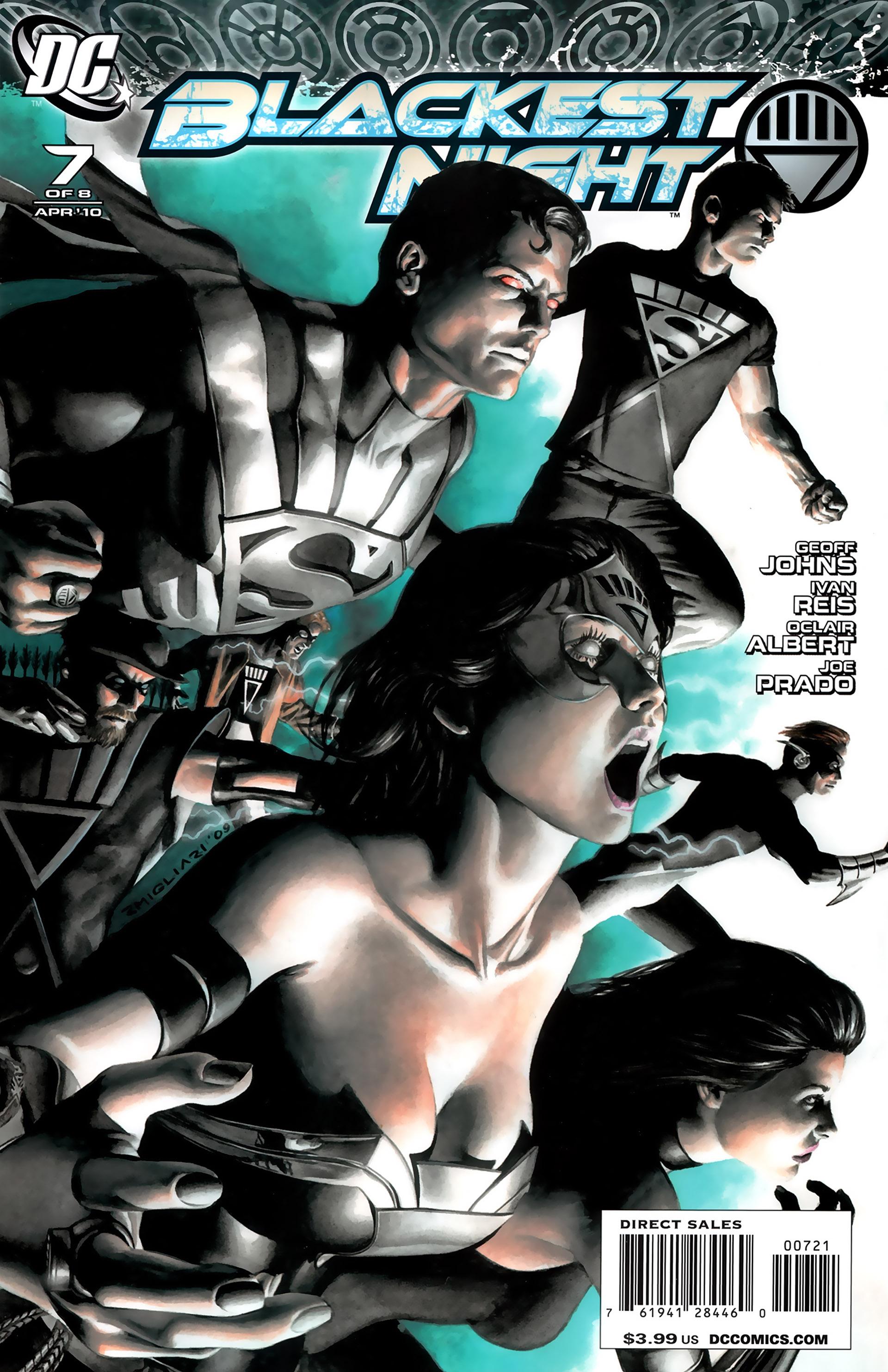 Blackest Night 7 Page 2