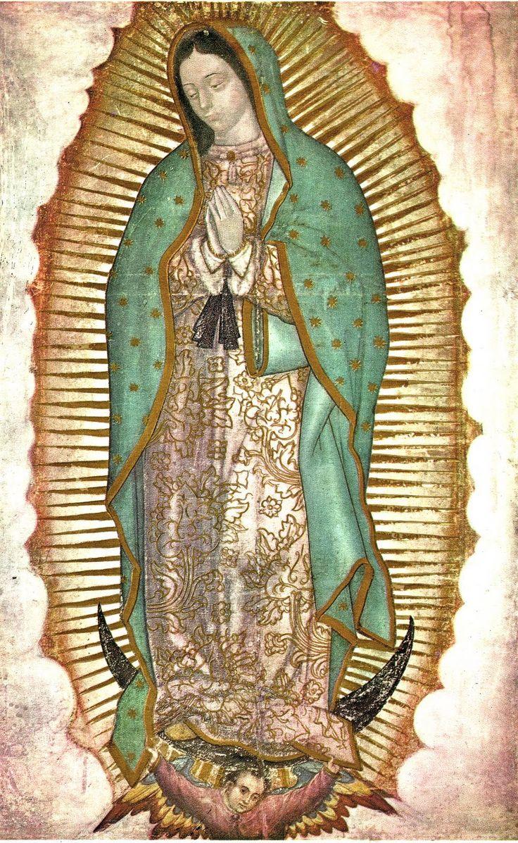 La Virgen de Guadalupe - Eduardo Galeano