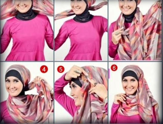 iv. Tutorial Hijab Kreasi