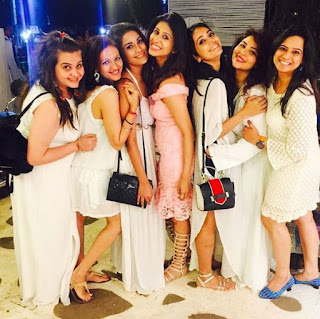 Kishwer Merchantt Asha Negi and Gurneet Chadha