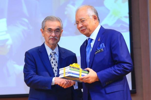 Penasihat Petronas Abdullah Badawi Dilantik Perdana Menteri, New Petronas Advisor 2016