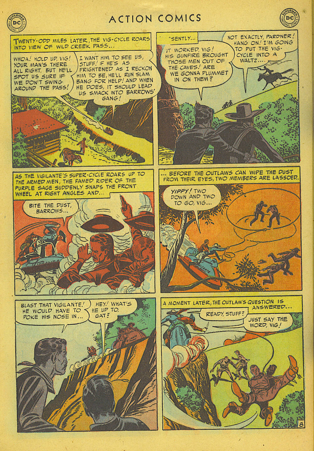 Read online Action Comics (1938) comic -  Issue #157 - 38