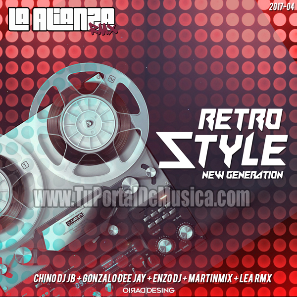 Retro Style New Generation Vol. 4 (2017)