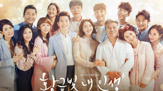 2017年韓劇 我黃金光輝的人生線上看