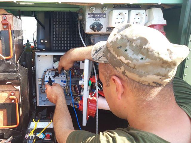 На Чернігівщині випробовують танкоремонті майстерні