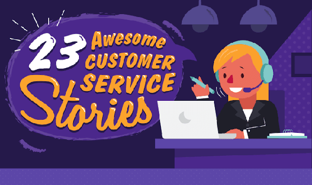 23 Awesome Customer Service Stories