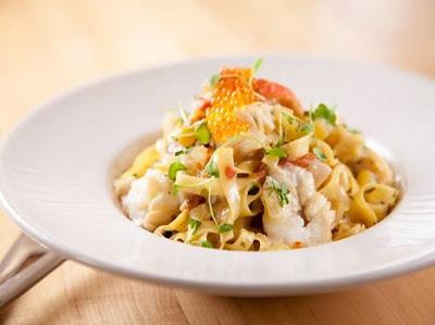 Seaspice Shrimp Linguine Recipe