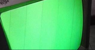Penyebab Warna TV Dominan Hijau