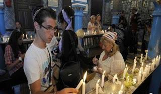 اليهود في تونس يأخذون جثث أهاليهم ويهاجرون لإسرائيل والمغادرة تحث الإنجليز على التصويت بلا رجعة خوفًا من المخابرات