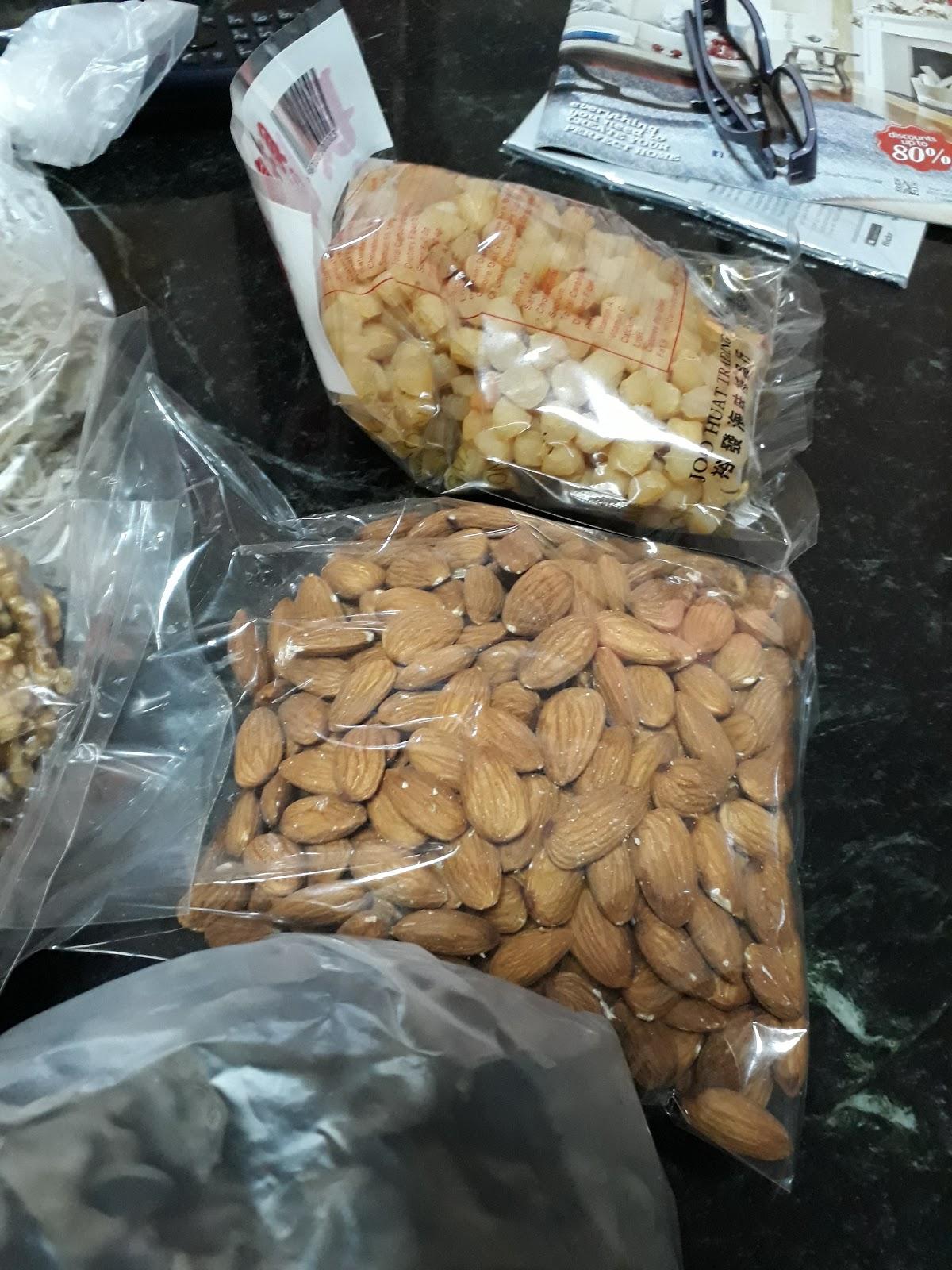 Dried Goods (Bugis Long Ma)