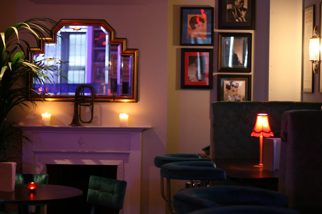 nightingale room brighton decor