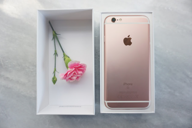Iphone 6s gestolen