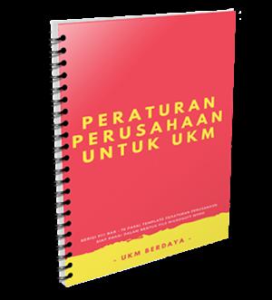 Peraturan Perusahaan untuk UKM (Template - Ms. Word)