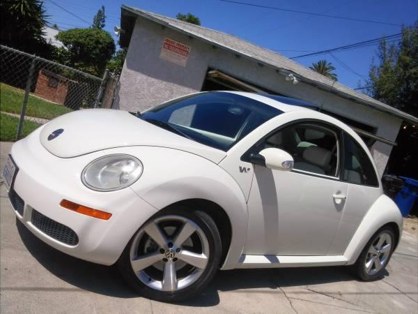 2008 Volkswagen Beetle W3 Special Edition
