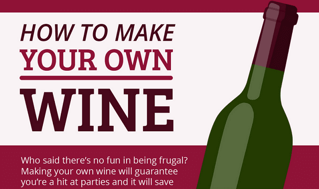 How to Make Your Own Wine