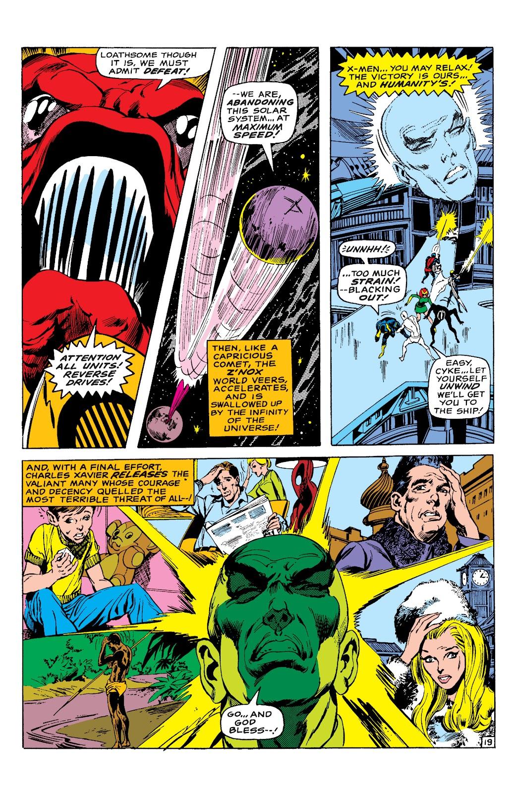 Uncanny X-Men (1963) issue 65 - Page 20