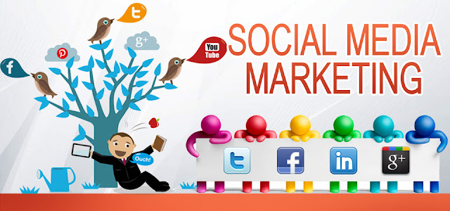 Social Media marketing to increase web traffic